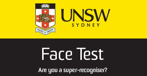 UNSW Face Test Banner
